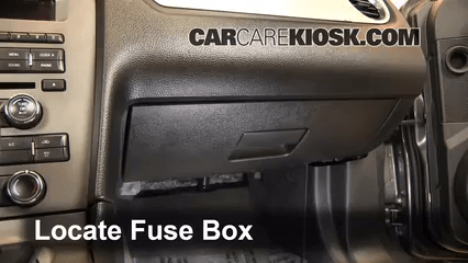 2003 Jeep Grand Cherokee Interior Fuse Panel Diagram Interior Fuse Box Location 2010 2014 Ford Mustang 2013