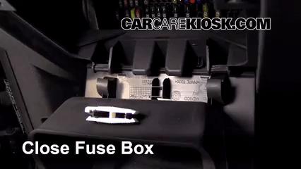 2013 Volkswagen Jetta Fuse Box Diagram Interior Fuse Box Location 2012 2016 Volkswagen Beetle