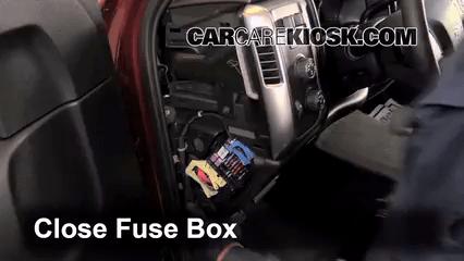 1996 Gmc Sierra Trailer Wiring Diagram Interior Fuse Box Location 2014 2016 Chevrolet Silverado