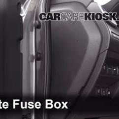 2002 Nissan Sentra Headlight Wiring Diagram 7 Way Round Pin Trailer 2014-2016 Rogue Interior Fuse Check - 2014 Sl 2.5l 4 Cyl.