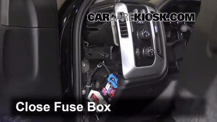 2008 Dodge Sprinter Fuse Box Location Interior Fuse Box Location 2014 2016 Gmc Sierra 2500 Hd