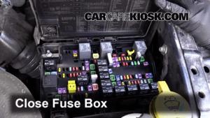 Interior Fuse Box Location: 20112016 Ram 2500  2015 Ram 2500 Laramie 67L 6 Cyl Turbo Diesel