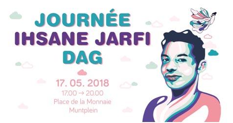 Marche commémorative annuelle pour Ihsane Jarfi