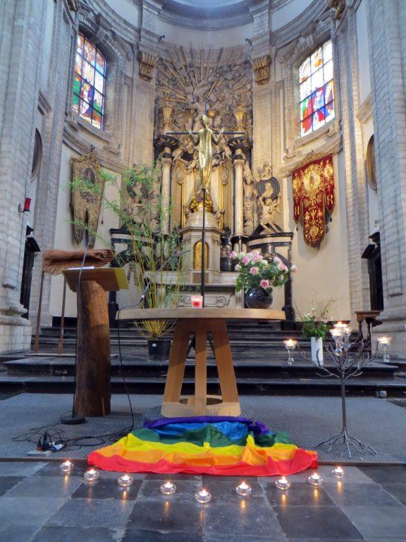 Célébration œcuménique à l'occasion de la Pride