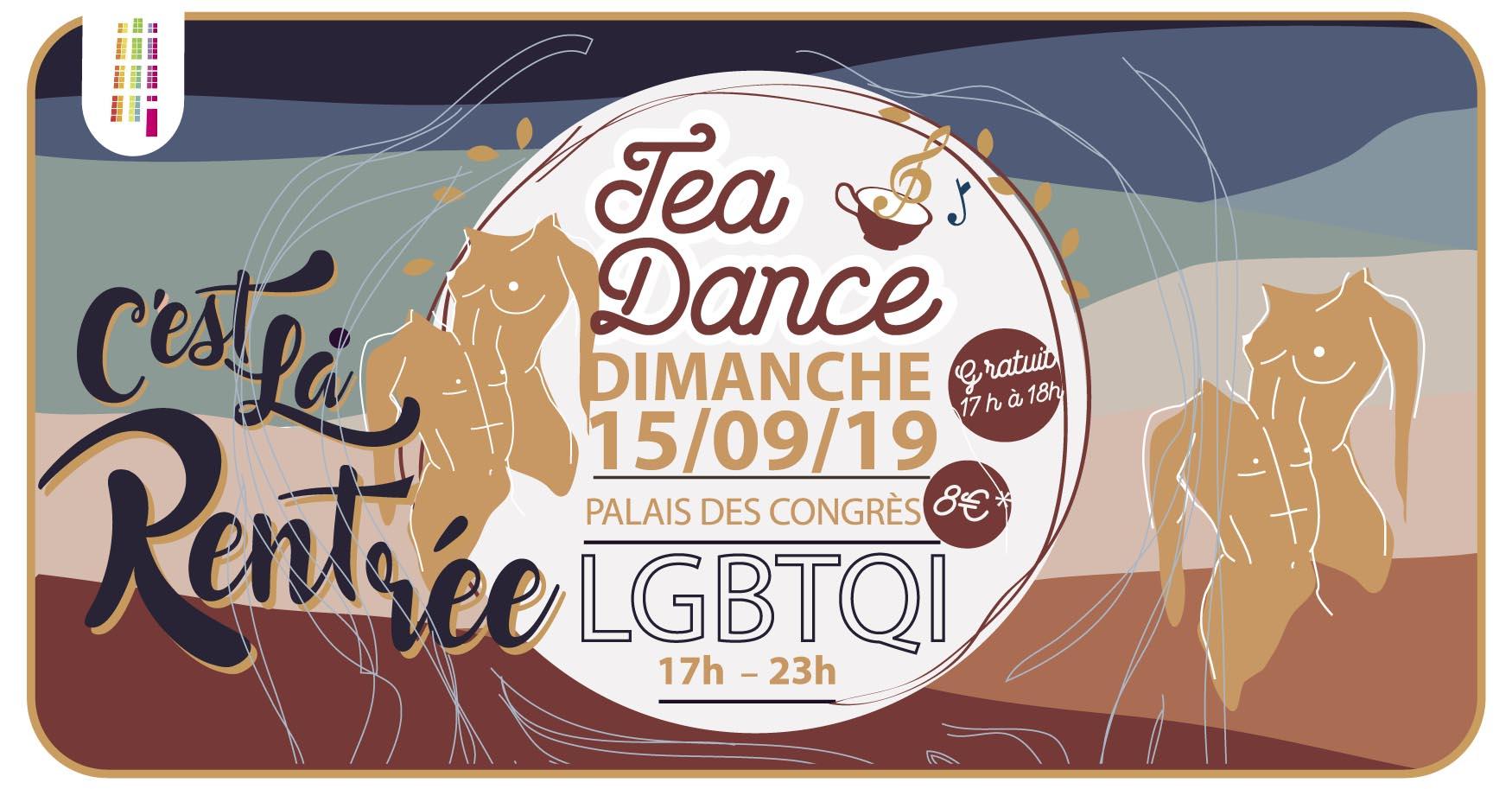 5ème LGBTQI+ Tea Dance 2019