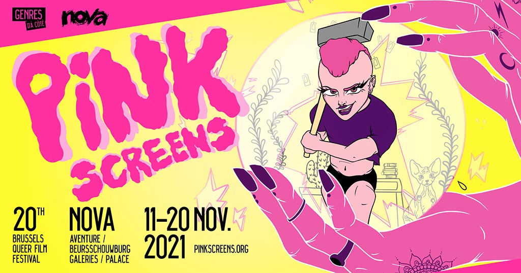 You are currently viewing 20ème Pink Screens Festival
