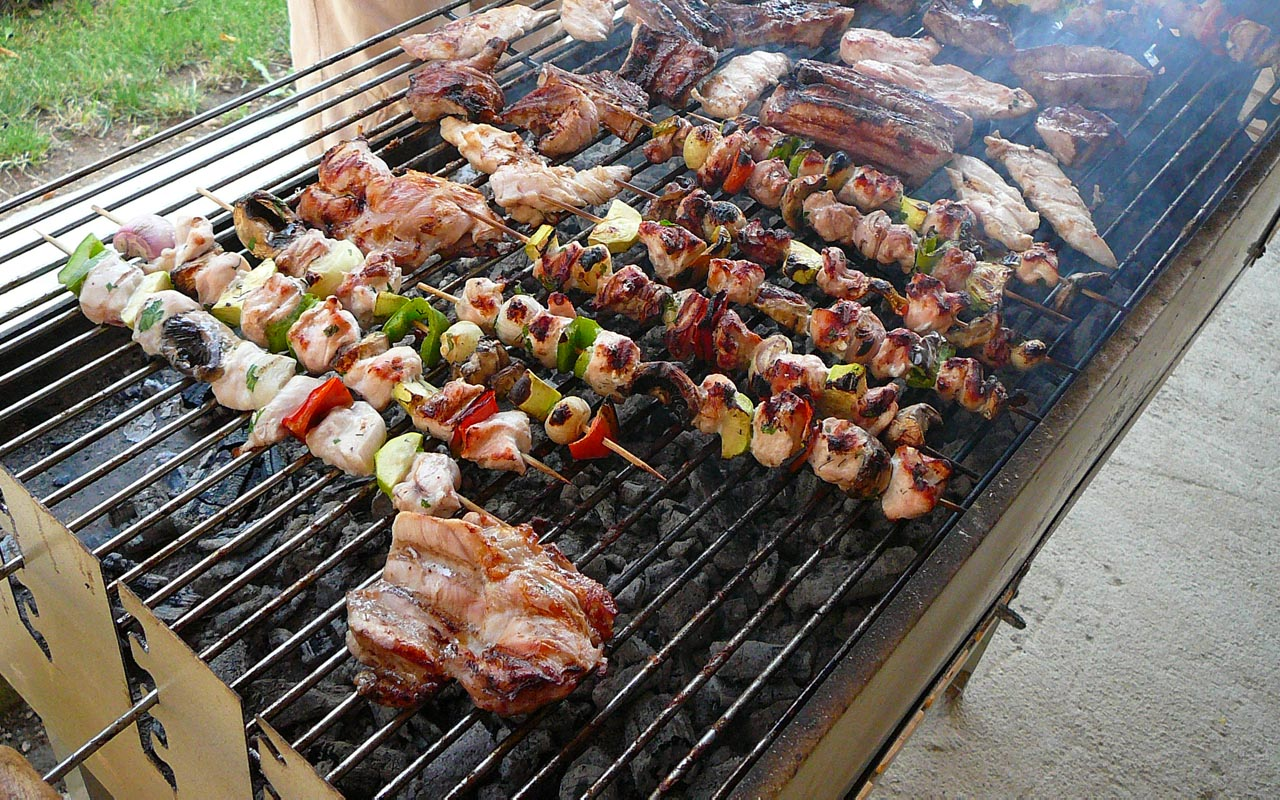 Grand Barbecue d'été de notre association
