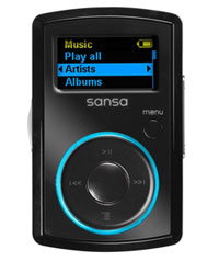 Win an MP3 Player