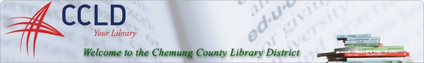 CCLD - Chemung County Library District - Your Library