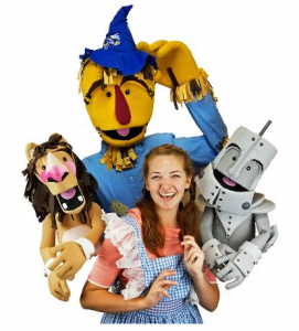 Madcap Puppets - Wonderful Wizard of Oz