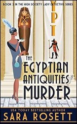 Egyptian Antiquities Murder