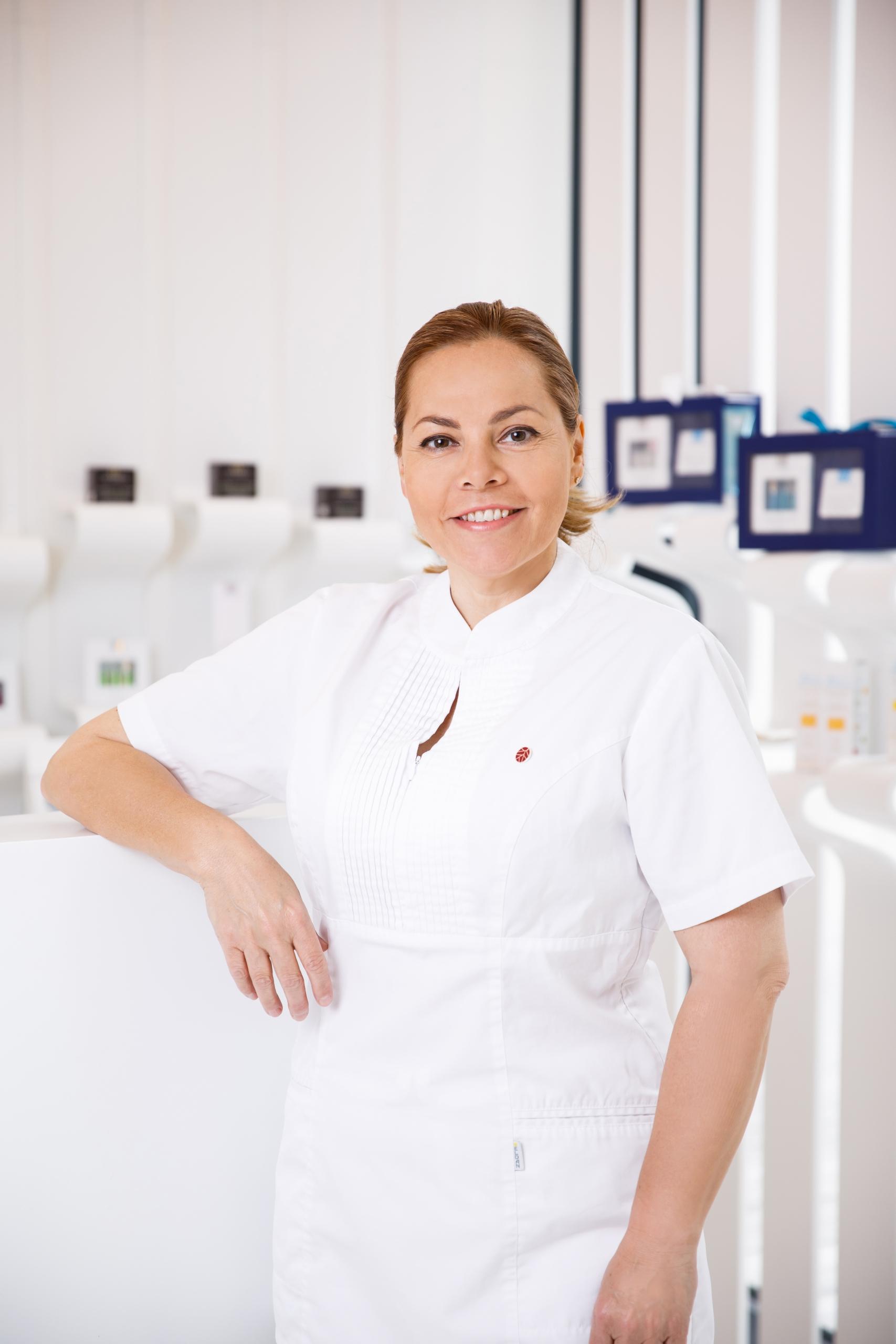 Bronislava Kováčiková_kozmetička_Concept Clinic