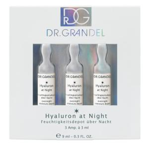 Ampulka Hyaluron at Night, Concept Clinic, DR.GRANDEL