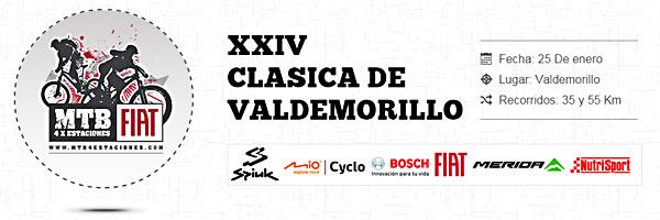 Cartel de la XXIV Clásica de Valdemorillo
