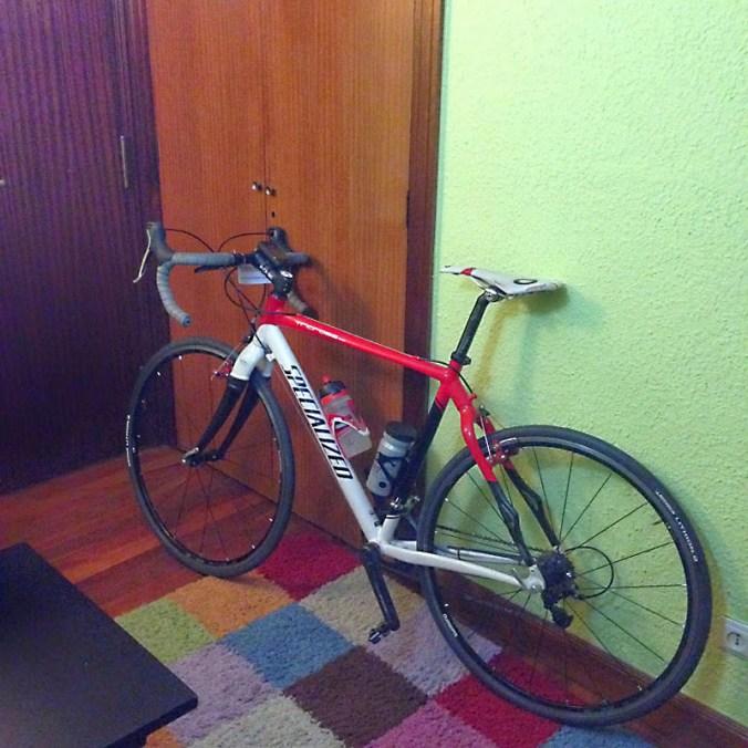 La bici de José