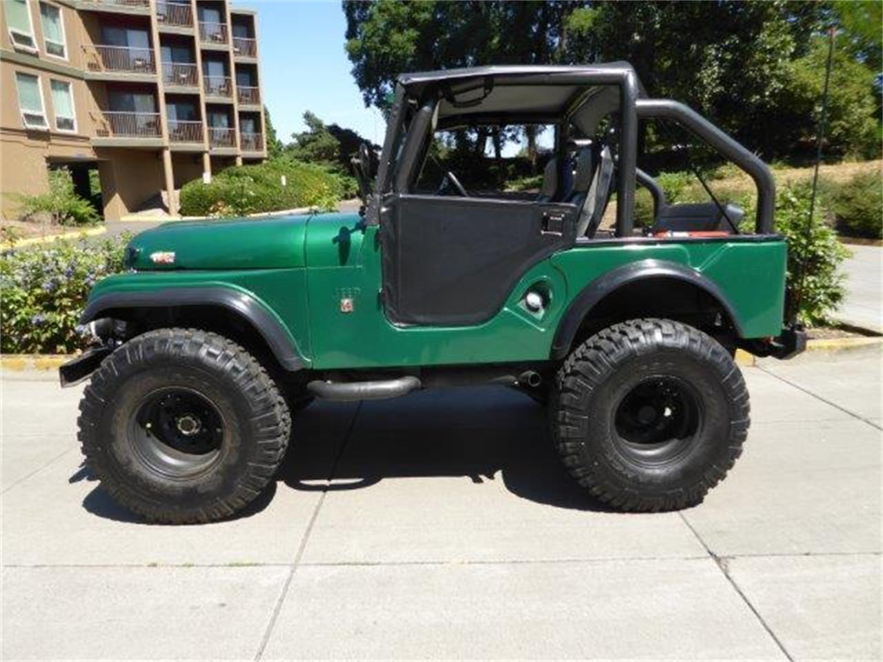hight resolution of large picture of 66 cj5 llbz