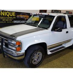 large picture of 1995 tahoe 2dr lt located in minnesota 11 900 00 lgal [ 1280 x 960 Pixel ]
