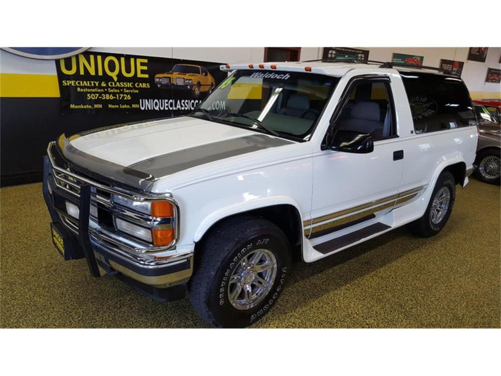 medium resolution of large picture of 1995 tahoe 2dr lt located in minnesota 11 900 00 lgal