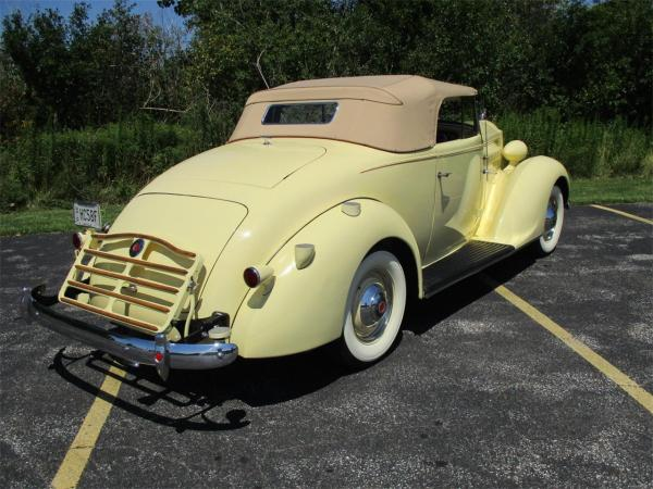 1937 Packard Coupe - Year of Clean Water
