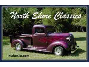 1937 Chevrolet Pickup for Sale on ClassicCars