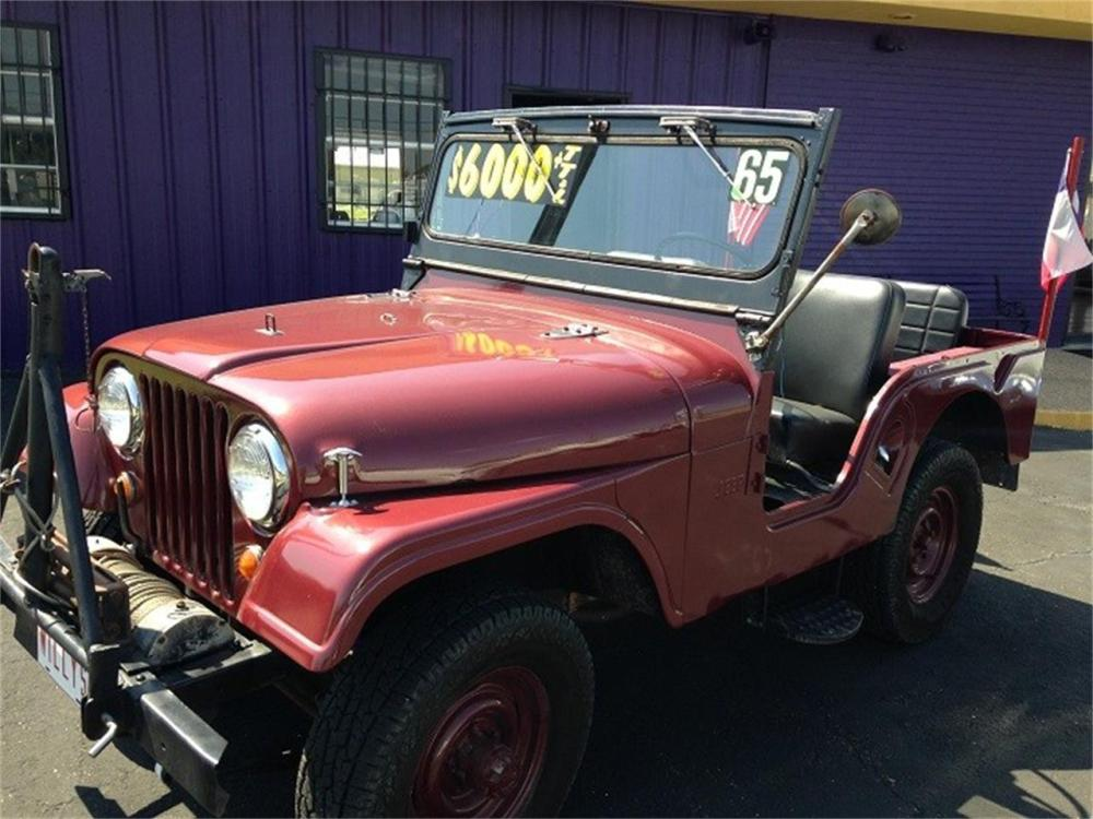 medium resolution of large picture of 65 cj5 lysq