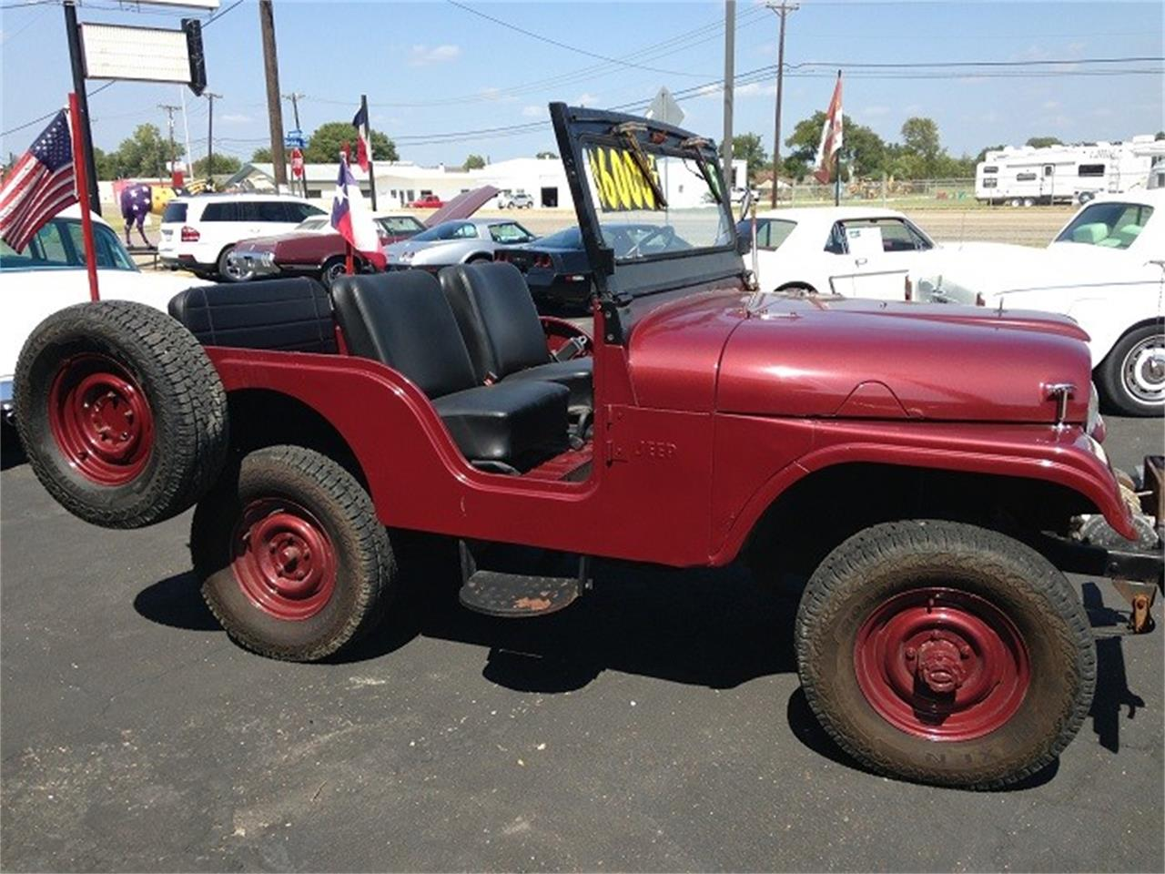 hight resolution of large picture of 65 cj5 lysq