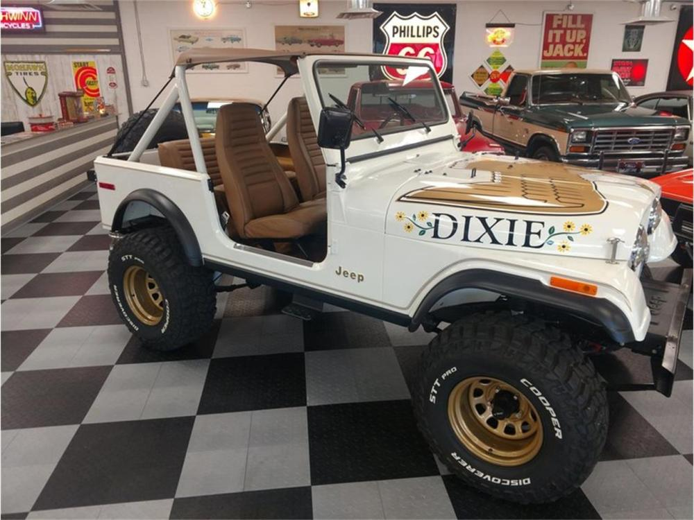 medium resolution of large picture of 80 cj 7 dixie jeep lzfj