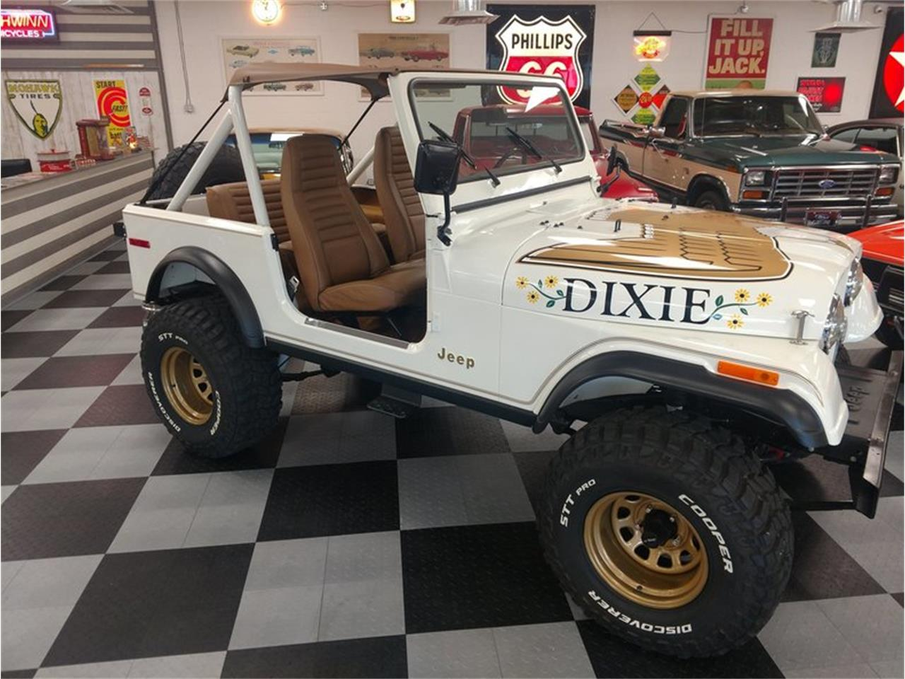 hight resolution of large picture of 80 cj 7 dixie jeep lzfj