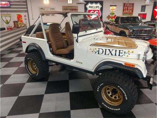 small resolution of large picture of 80 cj 7 dixie jeep lzfj