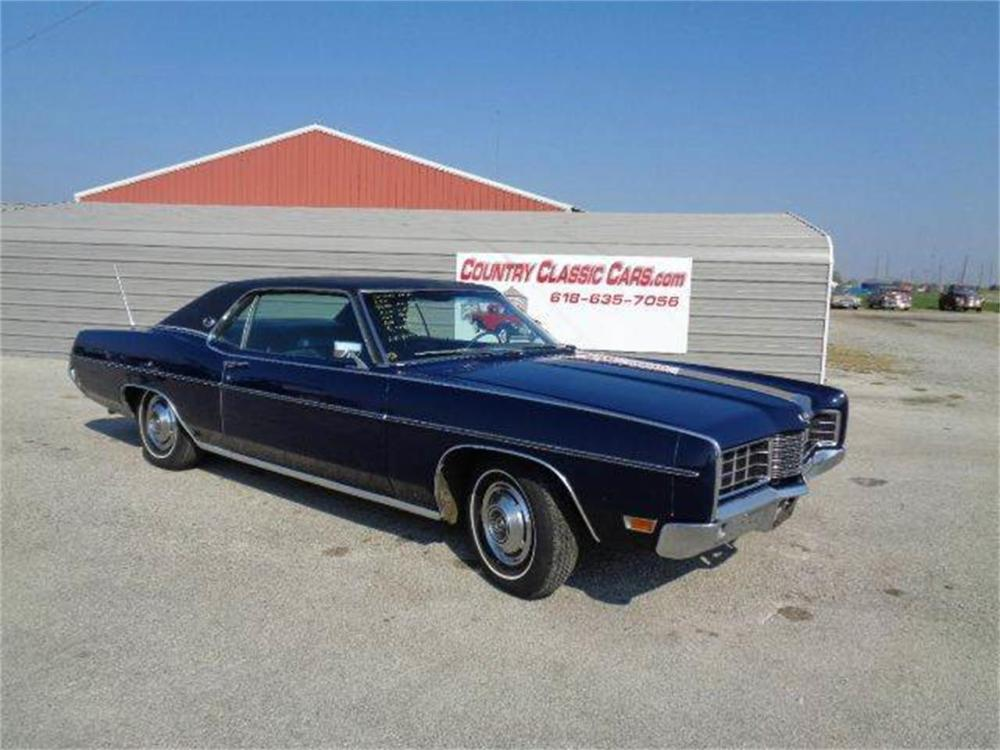 medium resolution of large picture of classic 1970 ford ltd located in staunton illinois 9 950 00 offered by country