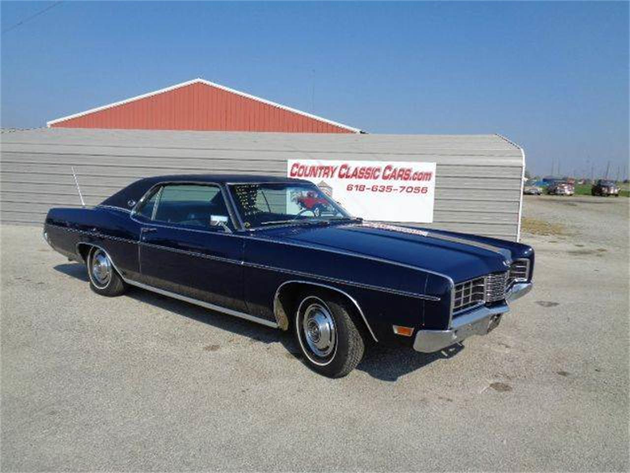 hight resolution of large picture of classic 1970 ford ltd located in staunton illinois 9 950 00 offered by country