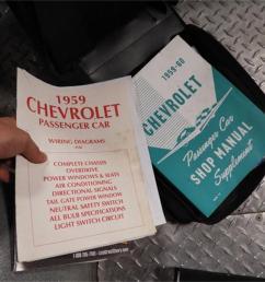 1959 chevrolet el camino for sale classiccars com cc 1032265 1985 chevy wiring diagram 59 el [ 1280 x 960 Pixel ]