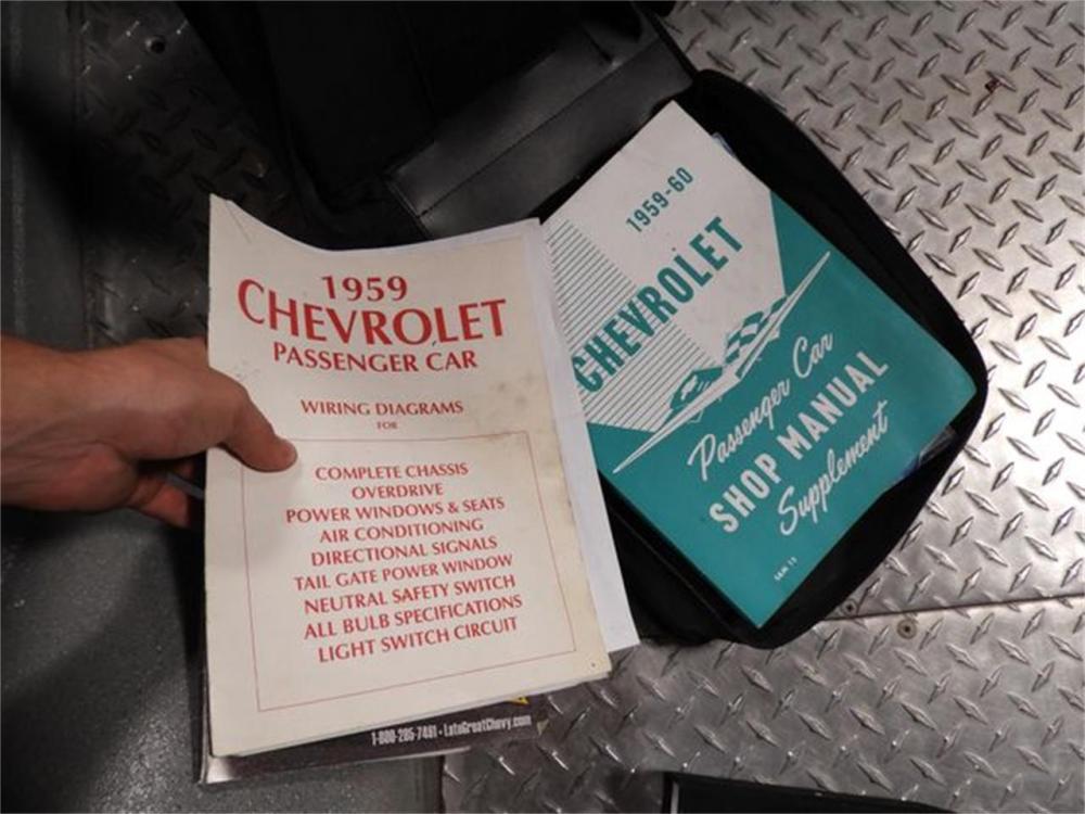 medium resolution of 1959 chevrolet el camino for sale classiccars com cc 1032265 1985 chevy wiring diagram 59 el