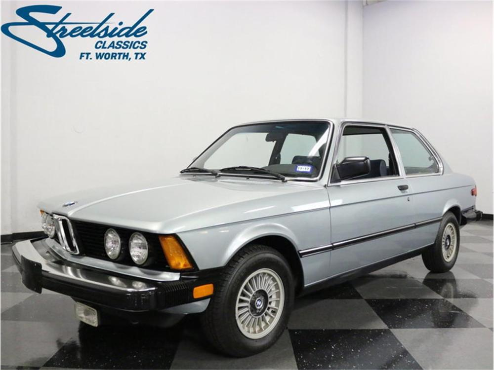 medium resolution of large picture of 83 bmw 320i e21 located in ft worth texas 10 995 00