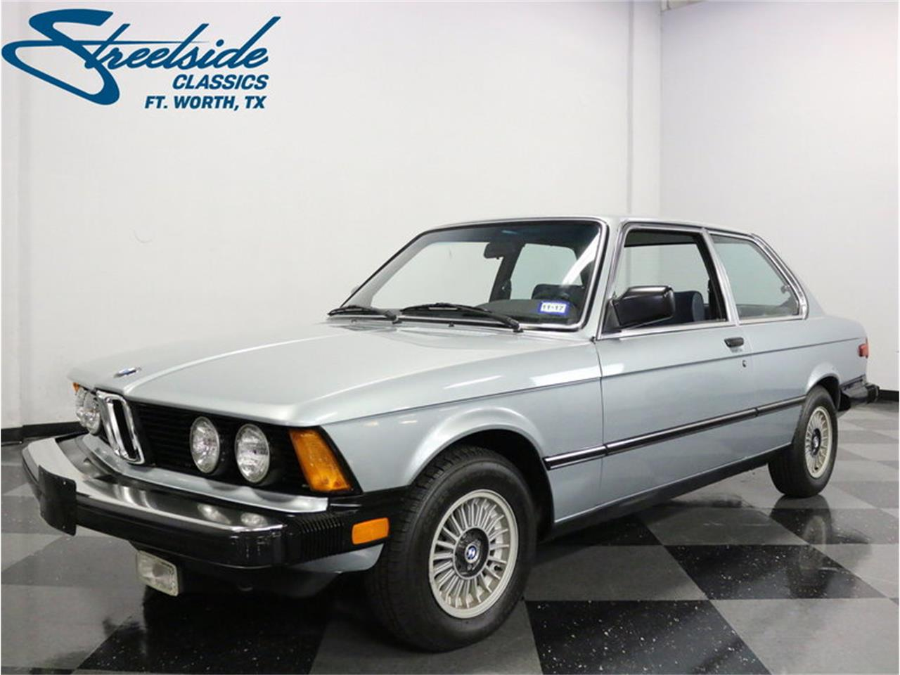 hight resolution of large picture of 83 bmw 320i e21 located in ft worth texas 10 995 00