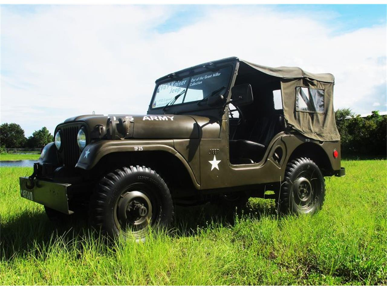 hight resolution of large picture of 69 cj5 m5or