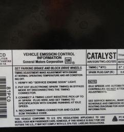 large picture of 92 camaro m6rc [ 1280 x 960 Pixel ]
