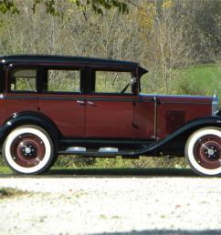 large picture of 30 universal 4 dr sedan m7u0 1930 chevrolet  [ 1280 x 960 Pixel ]