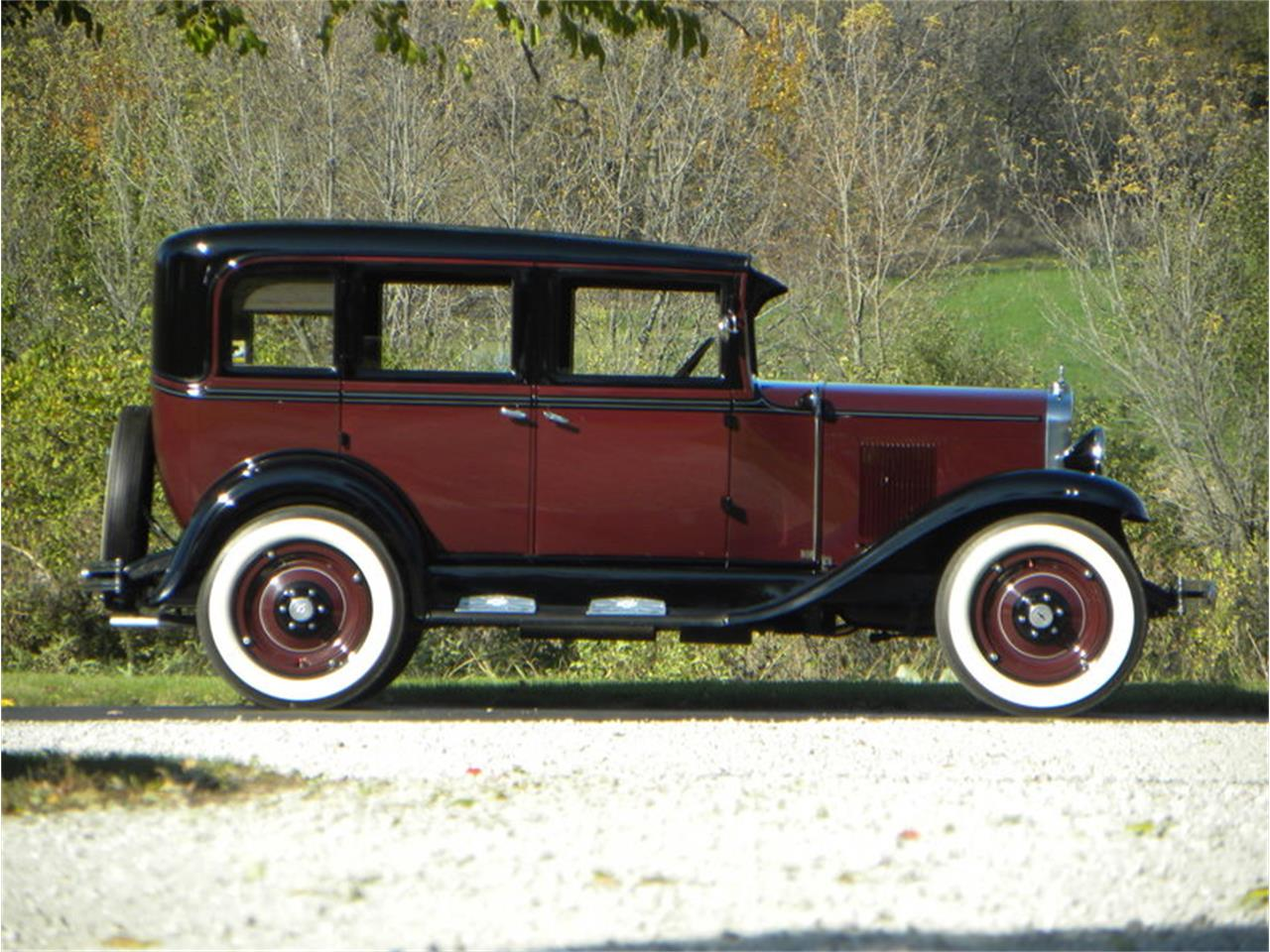 hight resolution of large picture of 30 universal 4 dr sedan m7u0 1930 chevrolet
