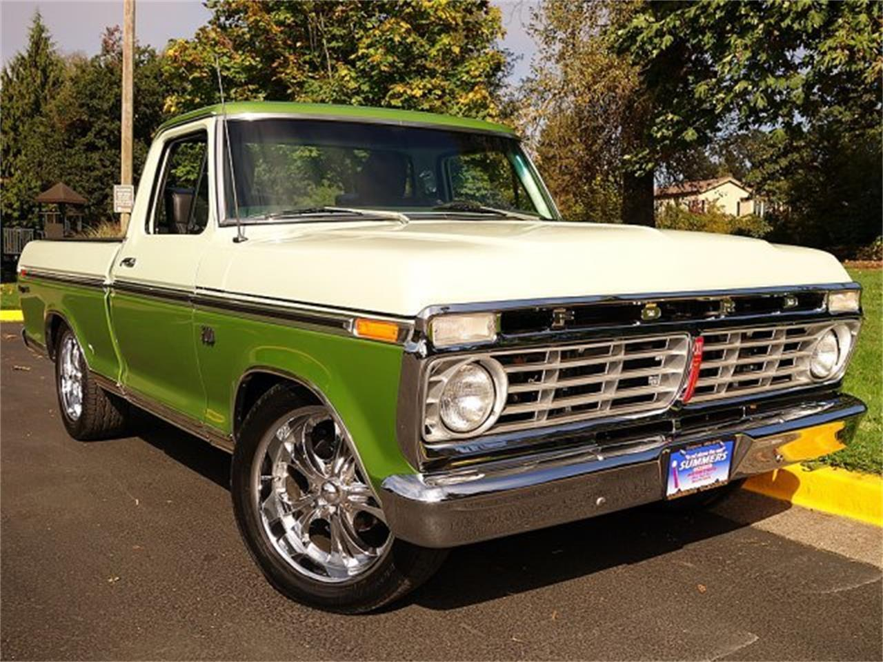 hight resolution of large picture of 73 ford f150 offered by summers classic car company mfzs