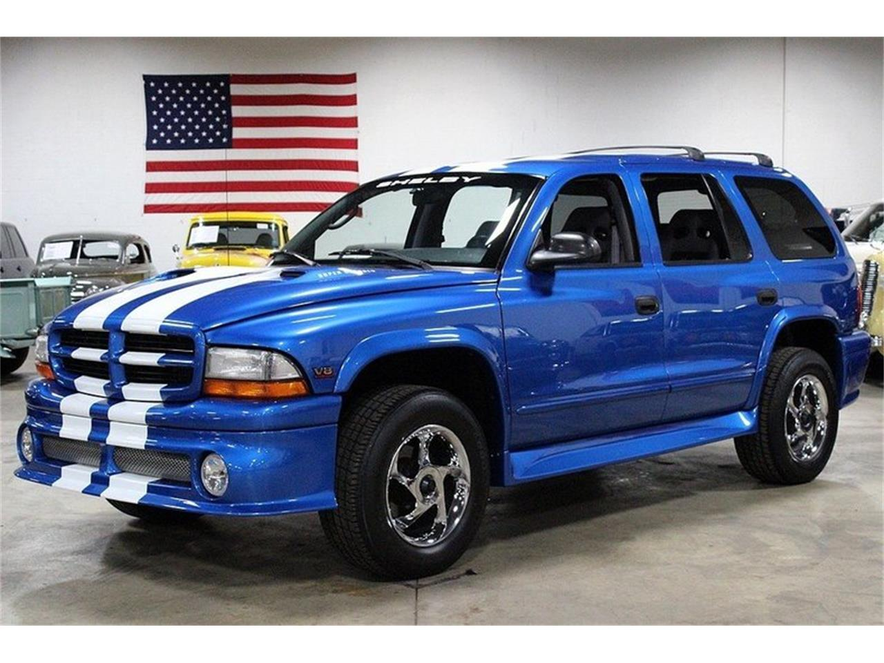 hight resolution of large picture of 99 dodge durango shelby sp 360 located in michigan offered by