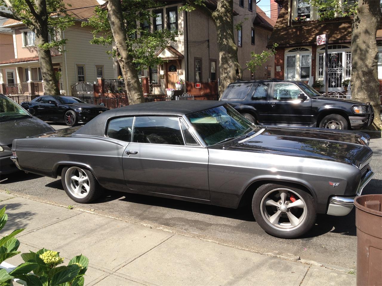 1966 Chevrolet Caprice Clic