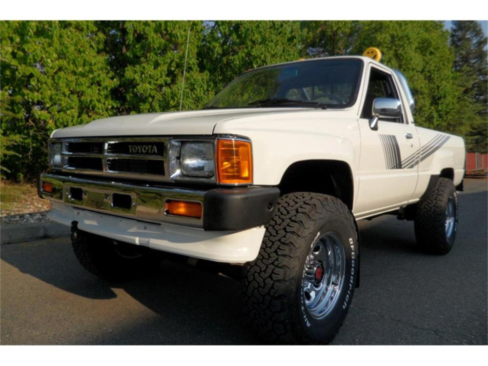 medium resolution of large picture of 1987 toyota 4runner located in arizona auction vehicle mm28