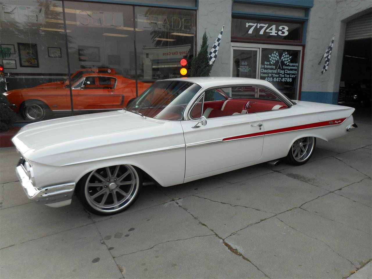 hight resolution of large picture of 61 impala ss mp9u