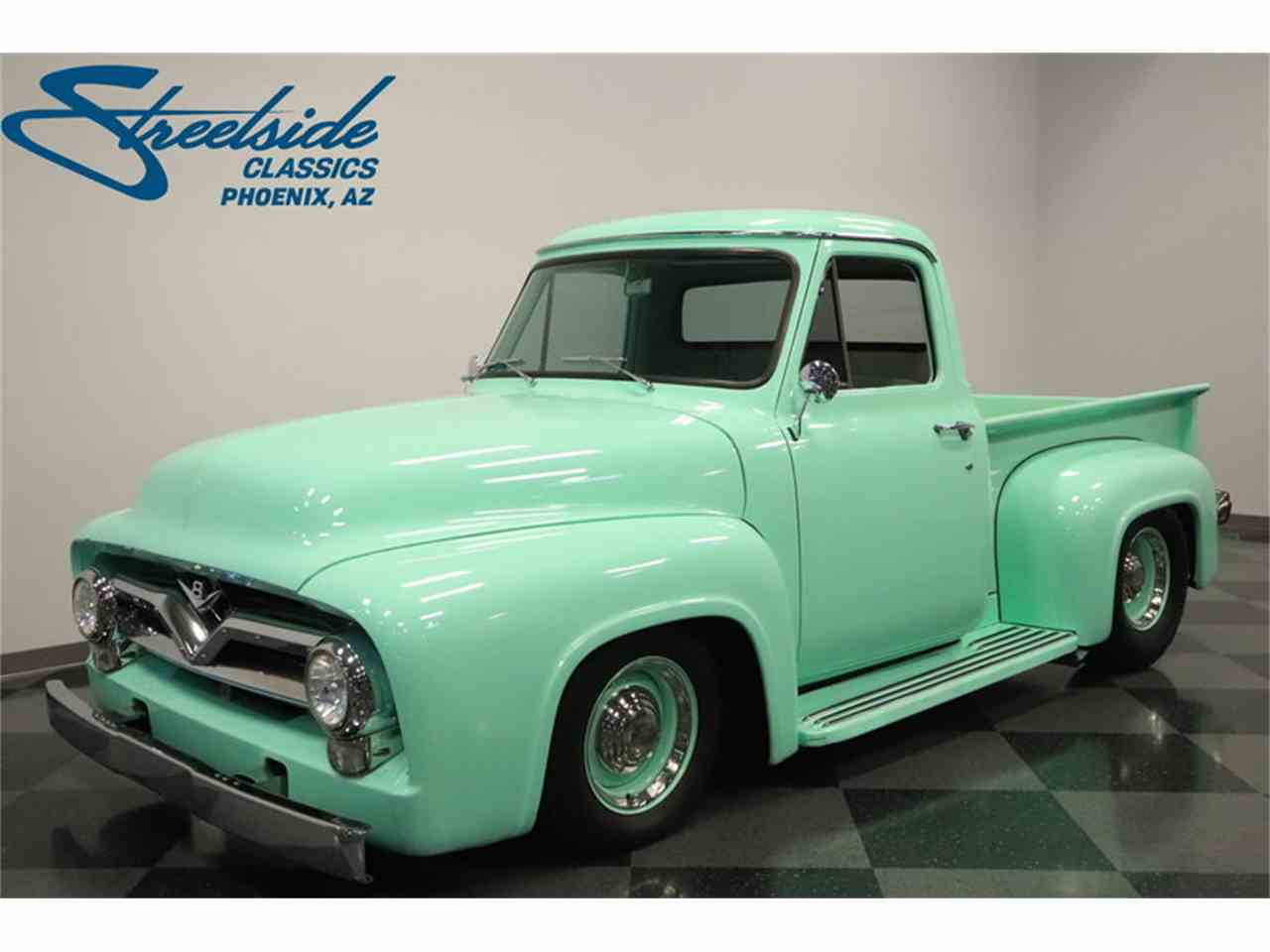 1955 Ford F100 Sale