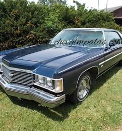 large picture of 74 impala ms73 [ 1280 x 960 Pixel ]