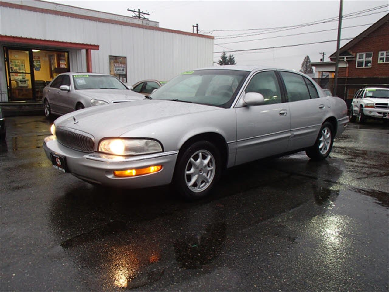 hight resolution of large picture of 03 buick park avenue located in washington offered by sabeti motors
