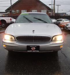 large picture of 03 buick park avenue 4 990 00 mskz [ 1280 x 960 Pixel ]