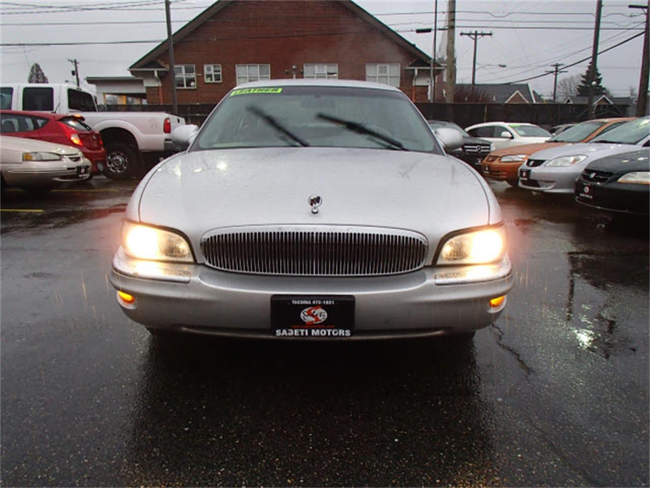 hight resolution of large picture of 03 buick park avenue 4 990 00 mskz