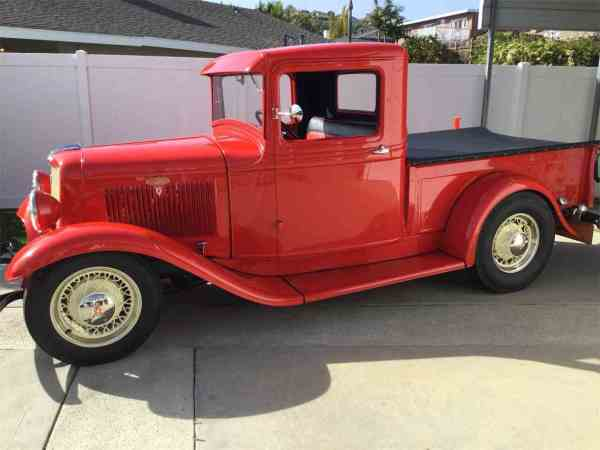 1935 Ford Pickup Craigslist - Year of Clean Water